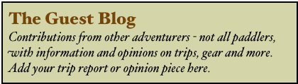 The Guest Blog