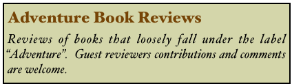 Adventure Book Reviews